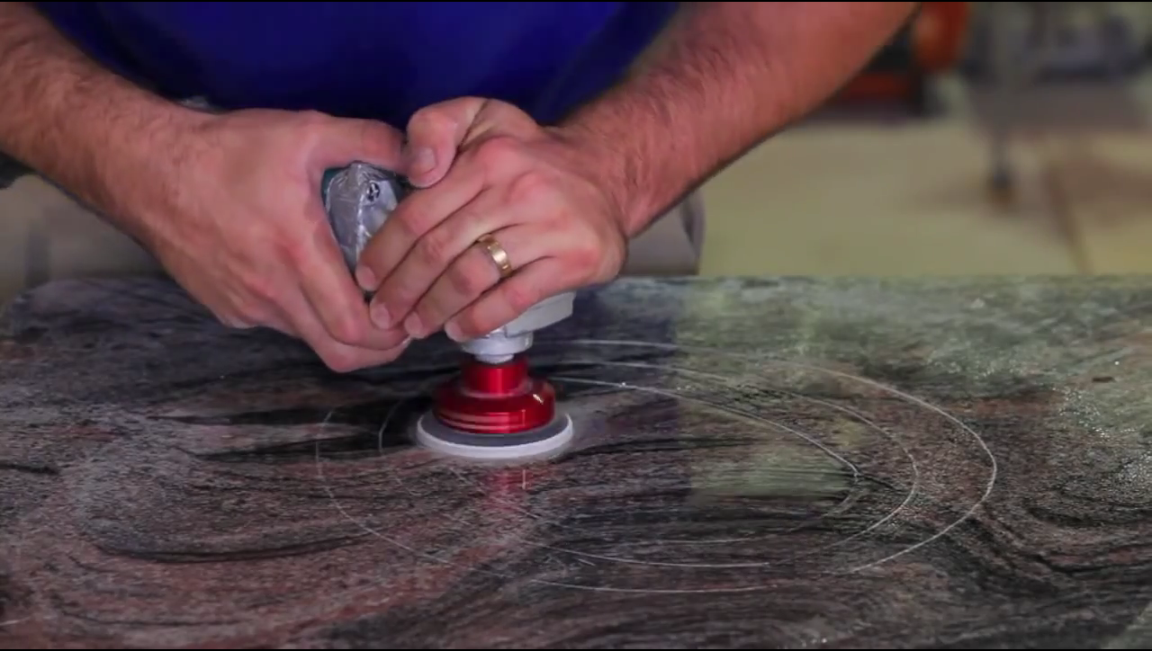 Polishing Your Granite